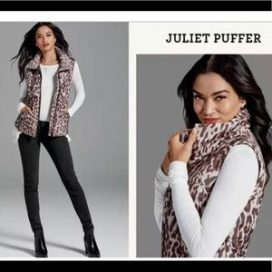 "CAbi #3120 ""Juliet Puffer Vest"""
